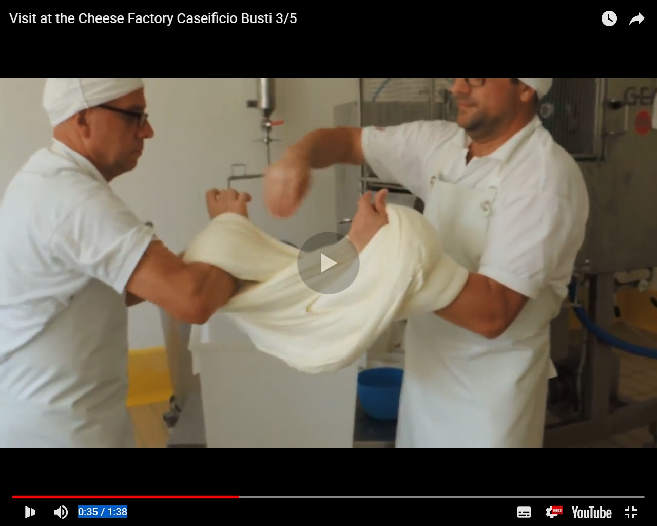 How is Cheese Manufactured in Tuscany