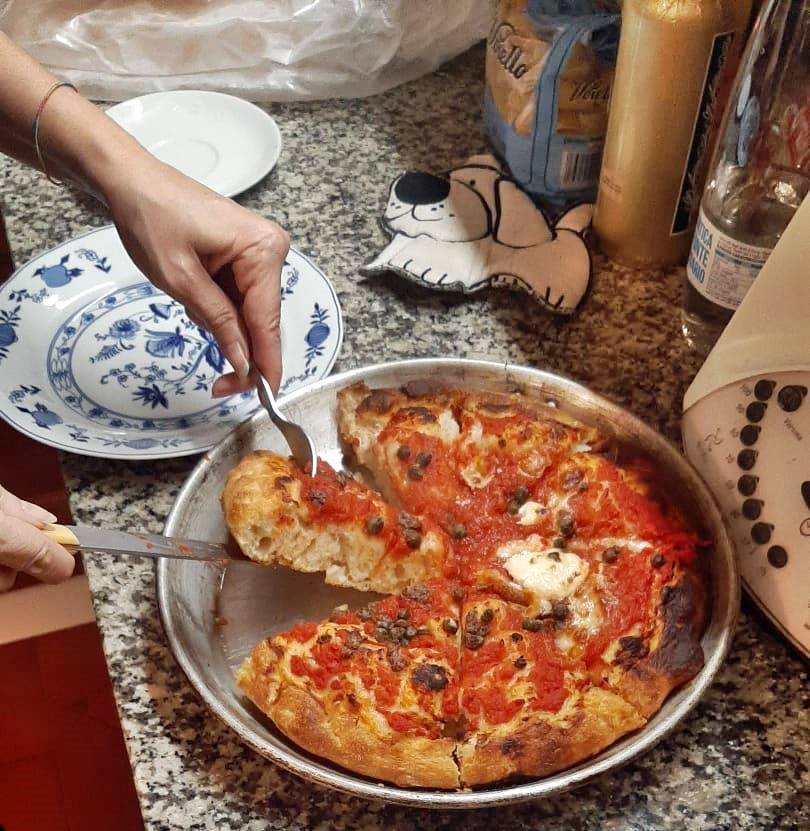 The easiest PIZZA on earth: try the easy recipe by Tiziana