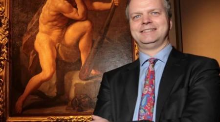 """Eike Schmidt, der Direktor der neuen """"Gallerie degli Uffizi"""""""