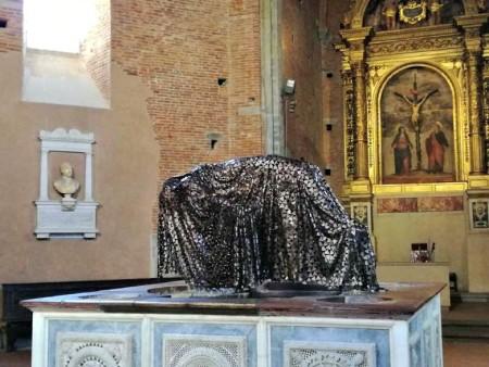 Auferstehung Adriano Veldorale Battistero di San Giovanni in Corte in Pistoia