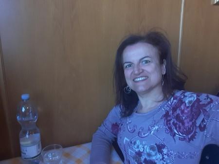 Io, Tiziana al Bar Le Delizie di Fucecchio mercoledì 8 marzo 2017