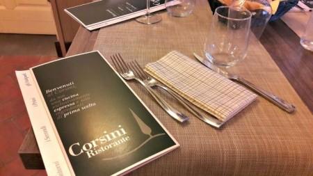 Ristorante Corsini a Fucecchio