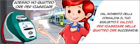 La convalida rimane obbligatoria per i treni regionali e interregionali