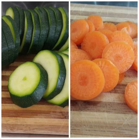 Karotten Zucchini Pappa al Pomodoro