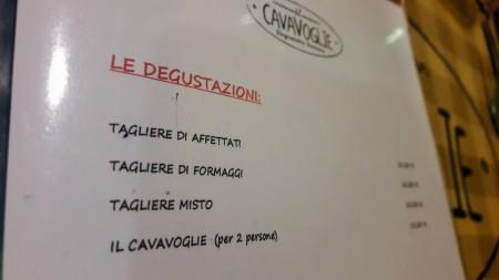 Recensione Bewertung Review Commentaire Il Cavavoglie Degusteria toscana Fucecchio