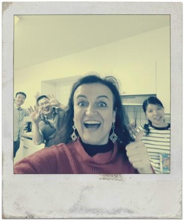 Meine chinesischen Freunde in Schwäbisch Hall