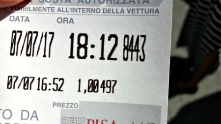 Parcheggio via Piave Pisa