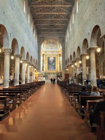 Die Kathedrale von San Zeno (Dom) Pistoia