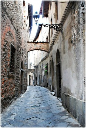 Pistoia Via Della Torre
