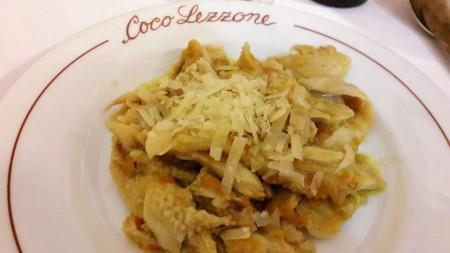 La trippa al Coco Lezzone a Firenze, in via del Parioncino