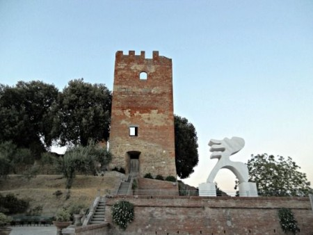 Eloisa Torre Grossa Piccola guida di Fucecchio