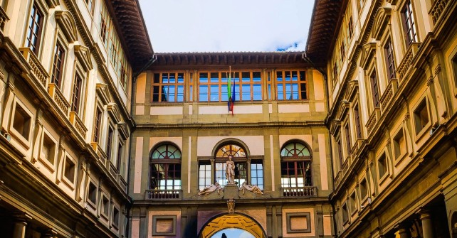 The hidden site to book the Uffizi at the best price