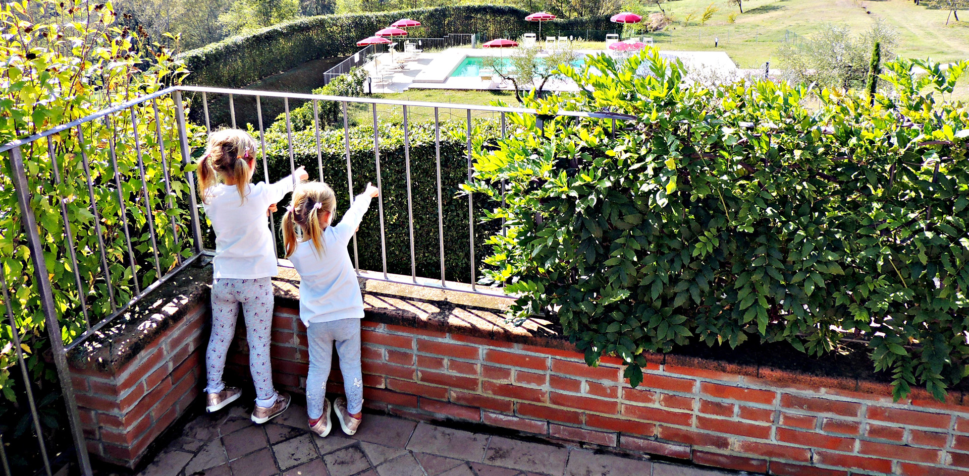 Collect Family Memories with your Children in Tuscany