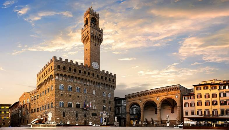 UNESCO's World Heritage sites lists SEVEN locations in Tuscany